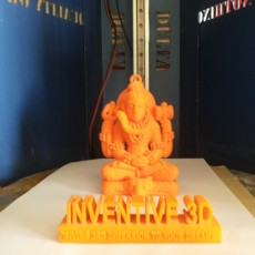 Picture of print of Pendant God Shiva ,Durga,& fish