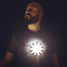 Light Arc Reactor Ironman