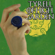 House Tyrell - Game of Thrones Ring