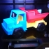 Toy Dump Truck image