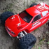 OpenRC 1:10 4WD Truggy Concept R/C Car image