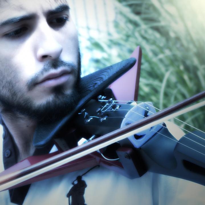 RockStar Electric Violin V3