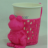 Frog Cup by EinScan-S 3D Scanner image