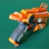 External sight for NERF N-STRIKE Blaster (TACTICAL RAIL compatible) image