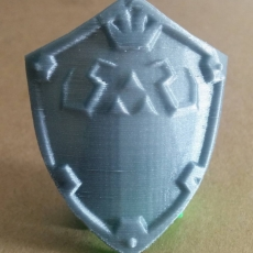 Legend of Zelda Hyrule Shield