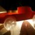 Pickup Truck print image