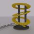 Modern Disk Lamp (USB lamp) image