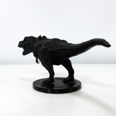 Picture of print of T-Rex of Iron Sky