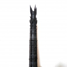 Picture of print of Lord of the rings - Tower Of Orthanc