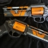 The Devil you Know hand cannon from Destiny print image