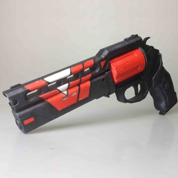 The Devil you Know hand cannon from Destiny