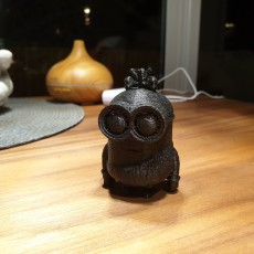 Picture of print of Minion from stone age model_2