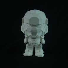 Halo 4 Spartan Chibi