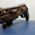 Fatebringer hand cannon from Destiny print image