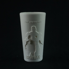 Stark / Ironman Soda Cup