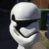 Fully Wearable Star Wars VII Storm Trooper Helmet image