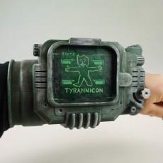Fallout 4 Style Pipboy Mk 3.5