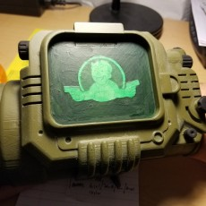 Picture of print of Fallout 4 Style Pipboy Mk 3.5