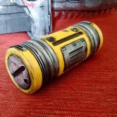 Gears of War Grenade videogame Replica