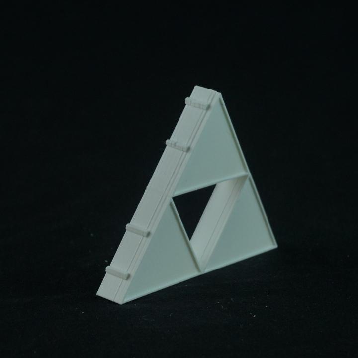 Triforce Lamp Image