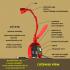Dragon Fly Lamp image