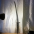 hattori hanzo sword print image