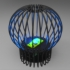 Cage Lamp - KITRONIK competiton image