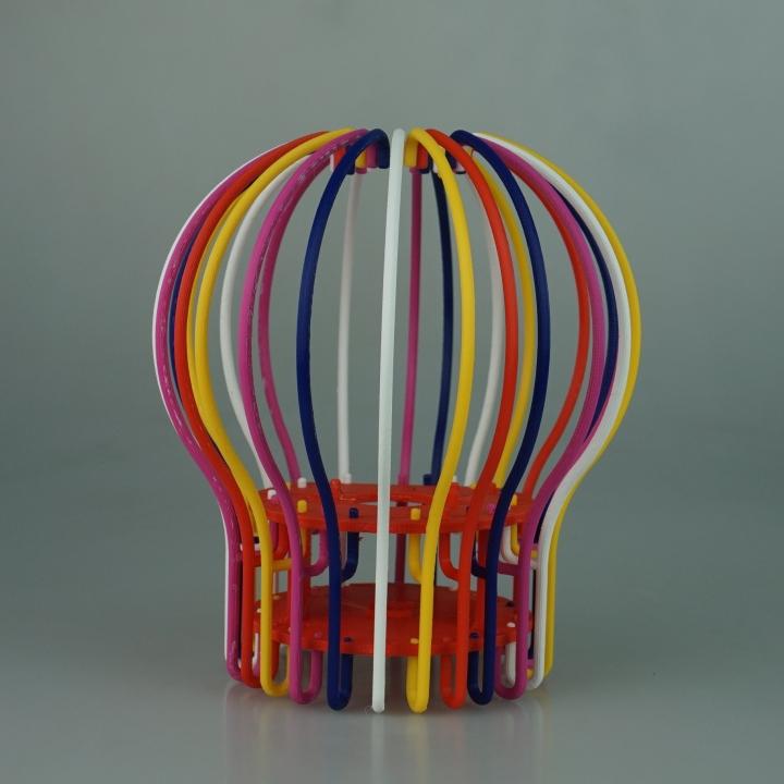 Cage Lamp - KITRONIK competiton
