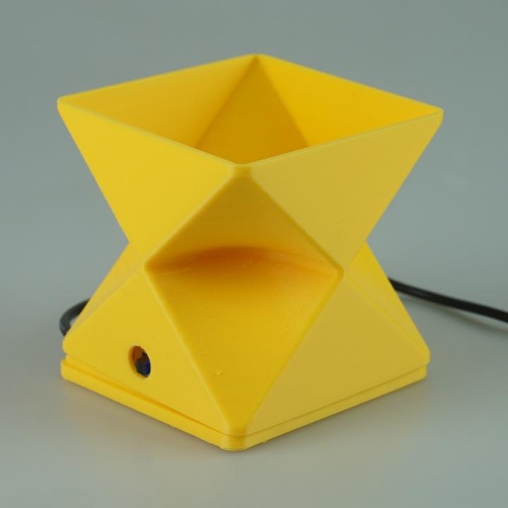 USB Lamp_Parabolic Cube