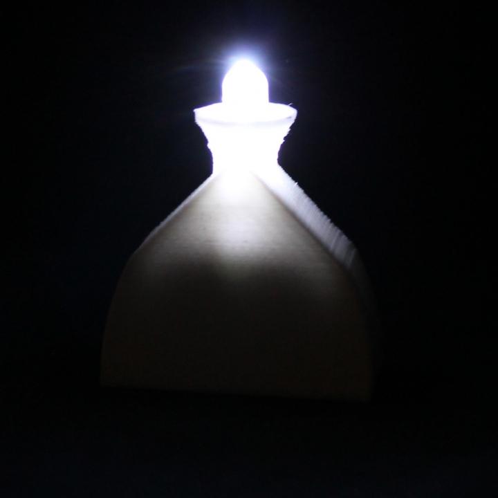 Mini LED Candle