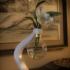 Vase from a Lightbulb - Art Deco Style print image