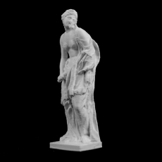 Dido at The Louvre, Paris