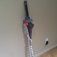 Picture of print of Raze-Lighter Exotic Sword from Destiny