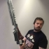 Raze-Lighter Exotic Sword from Destiny image
