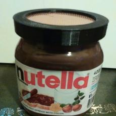 Screw Lid for Nutella Jar