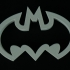 Batman cookie cutter image