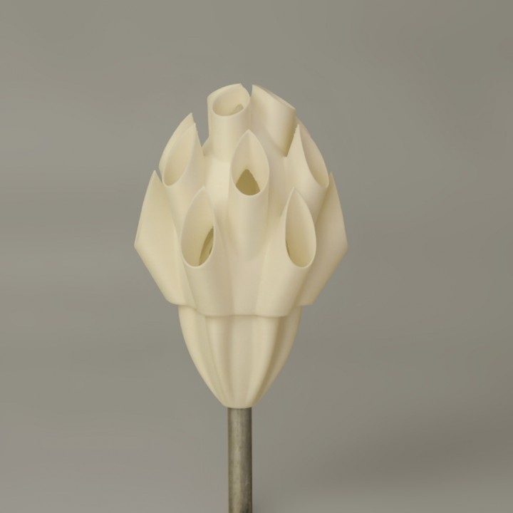 Picture of print of Palmiga Globe Bouquet Vase Esta impresión fue cargada por Thomas Palm