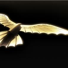 DaVinci's flying kite