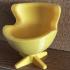 Egg holder print image