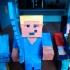 Custom Minecraft Character GommeHD print image
