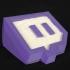 Twitch logo image