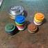 Lego Style Coin, Light, Circle ETC.... image