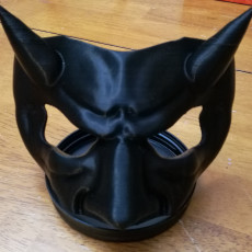 Picture of print of DEVIL MASK