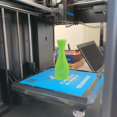 Picture of print of Vase