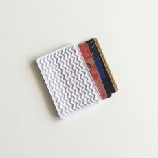 3D Fabric Wallet