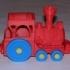 Toy train image