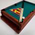 Billiards print image