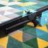 Destiny Jade Rabbit 1:1 Exotic Scout Rifle print image