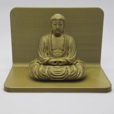 Buddha book holder 2