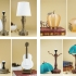 Classical table lamp image